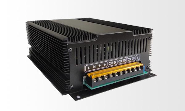 西安WM-T-600W系列开关电源