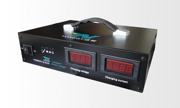 750W智能充电器(风冷、带显示)